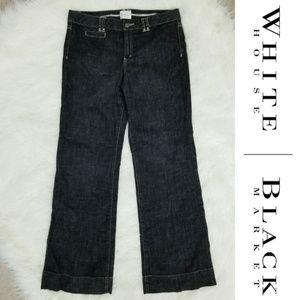 WHBM Blanc Essential Trouser Jeans